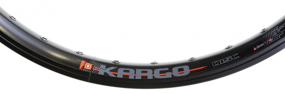 Rodi velg Kargo 20 inch 36G aluminium zwart