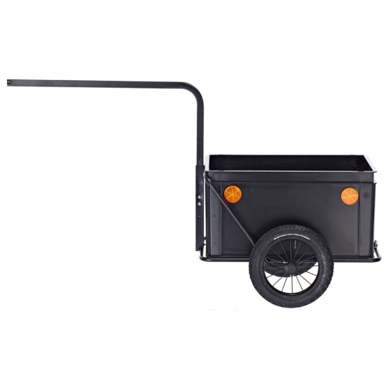 Roland Mini Boy fietskar 12 Inch Unisex Zwart