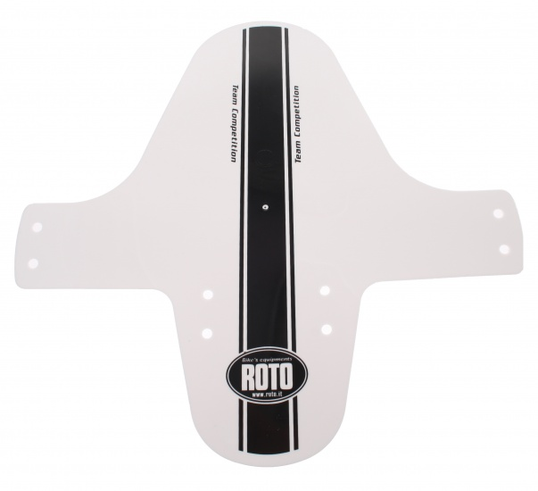 Roto Spatbord Voor Kunststof Universeel Wit