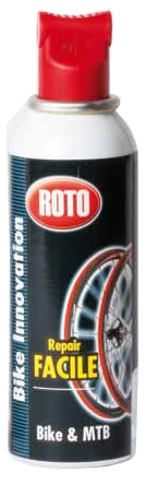 Roto Stop And Go Bandenplak Foam 100ml
