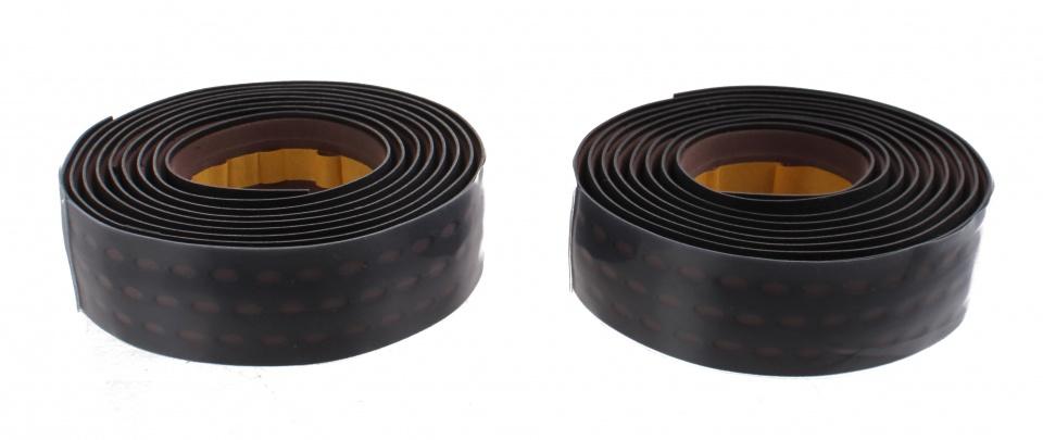 Korting Roto Stuurlint 200 Cm Zwart bruin2 Stuks