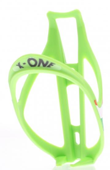 Roto X One Kunststof Bidonhouder 25 Gram Groen