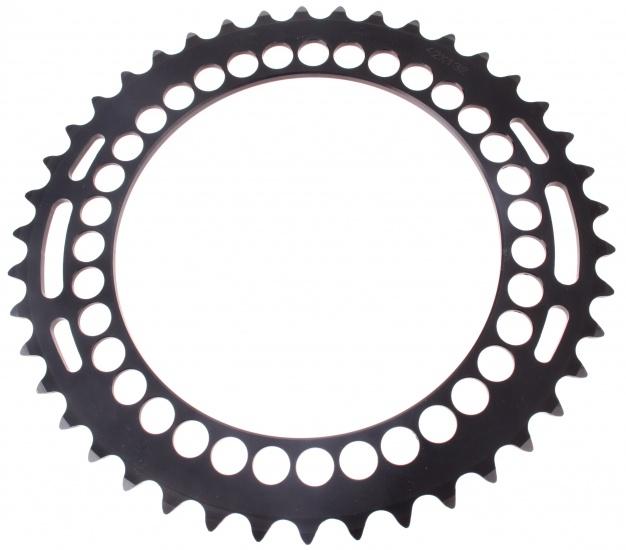 Rotor kettingblad Q ring 42t 130 mm zwart