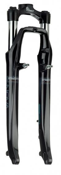 RST voorvork Nova T verend 28 inch trekking alu/staal zwart
