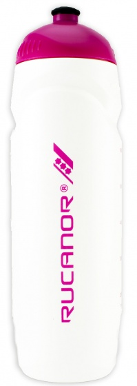 Rucanor bidon Rocket 750 ml wit/roze