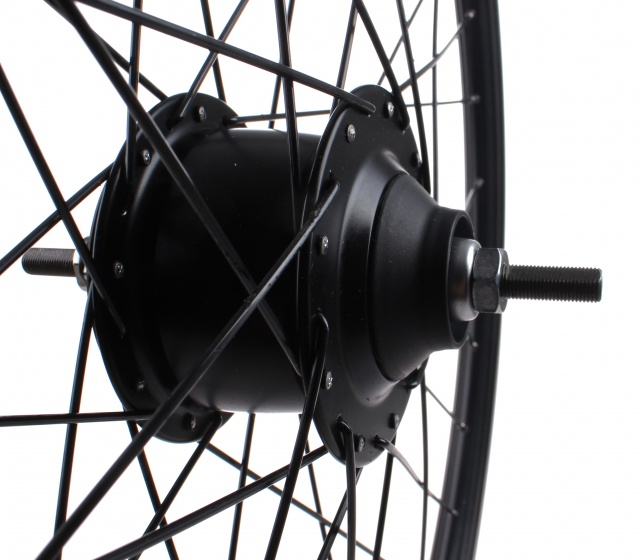 Ryde achterwiel Stratos 28 inch 8V rollerbrake zwart