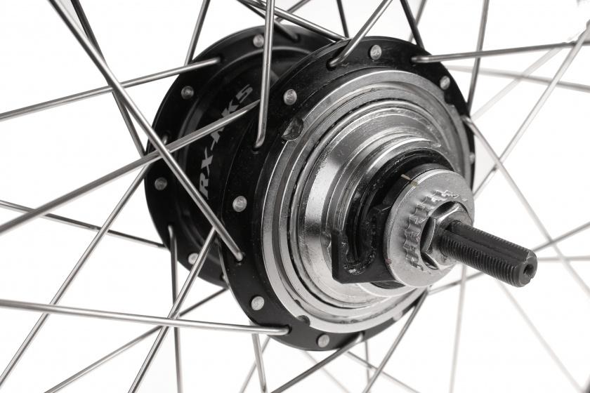 Ryde achterwiel Stratos 28 inch RX RK5 36G zwart