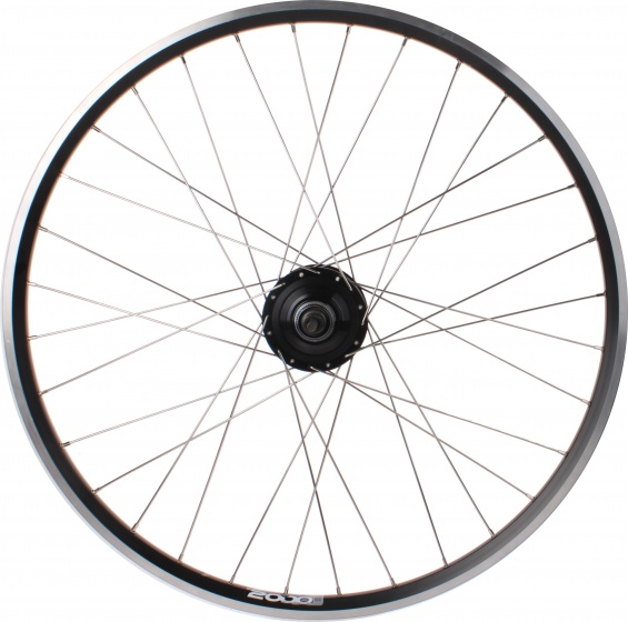 Stem At Ryde Academy Rydestem: Ryde Rear Wheel Zac 2000 28 Inch Disc Brake 36G Alu Black