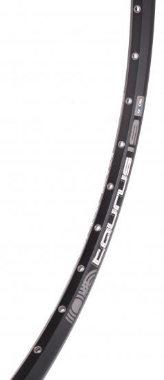 Ryde Velg Taurus 19 26 x 1.75 Aluminium 32G Zwart