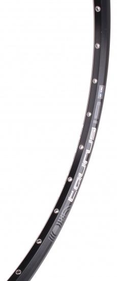 Ryde Velg Taurus 19 26 x 1.75 Aluminium 36G Zwart