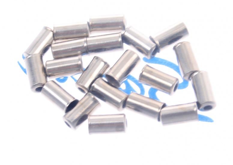 Saccon Rol Buitenkabel Rem Teflon 10 Meter Zilver Carbon