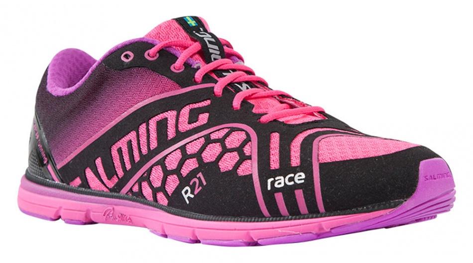 Laufen Race Frauen rosa