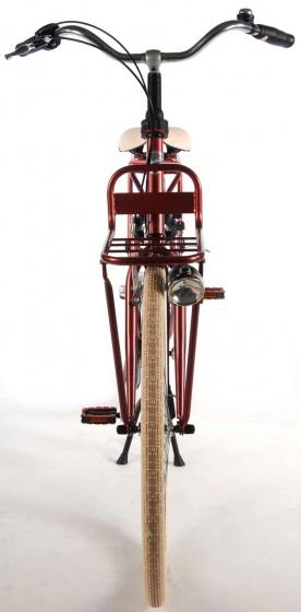 Salutoni Excellent 28 Inch 50 cm Dames 3V Terugtraprem Bordeaux