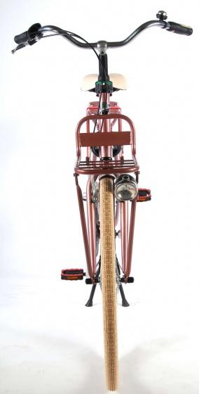 Salutoni Excellent 28 Inch 56 cm Dames 3V Terugtraprem Roze