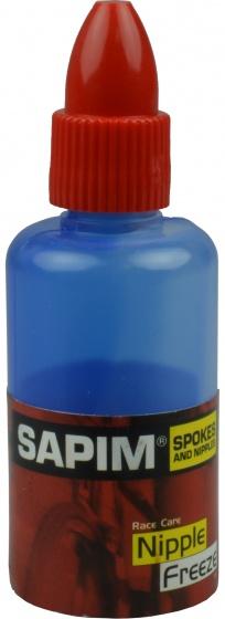 Sapim borgmiddel voor spaaknippels Nipple Freeze 5 ml blauw