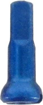 Sapim spaaknippels 14G Polyax 14 mm aluminium blauw 144 stuks
