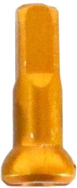 Sapim spaaknippels 14G Polyax 14 mm aluminium oranje 144 stuks