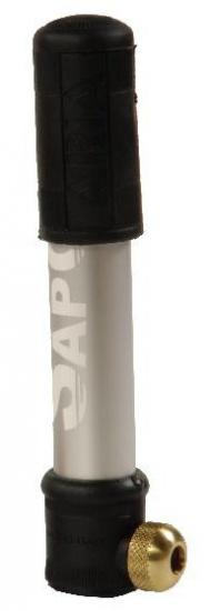 Sapo Minipomp Hand Aria Aluminium HV/FV/AV Met Bevestiging Zwart