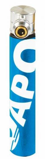 Sapo Minipomp Hand Bjro HV/FV Inclusief Bevestiging Lichtblauw