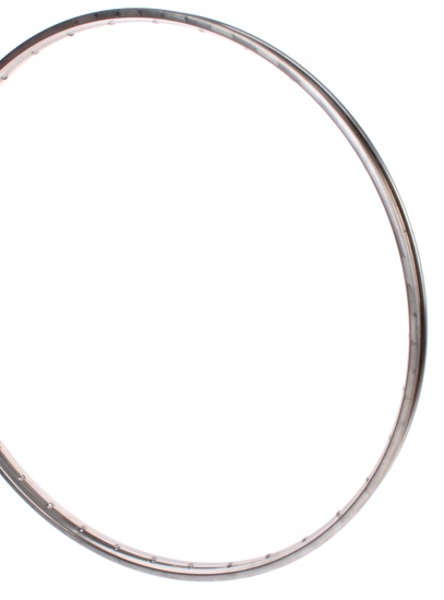 Van Schothorst Velg 13 mm Ventiel 28 x 1 1/2 inch RVS 36G zilver