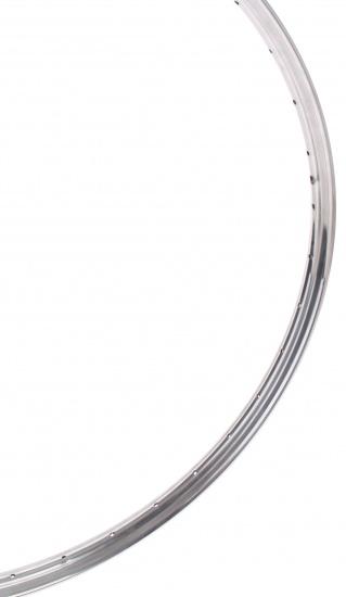 Van Schothorst Velg 8,5 mm Ventiel 28 x 1 1/2 inch Aluminium zilver