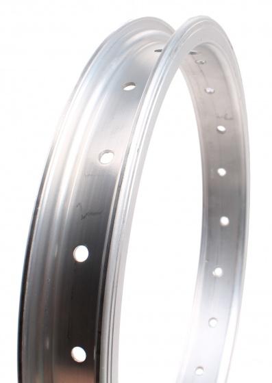 Schumann velg 12 inch (47/62 203) aluminium 20G zilver