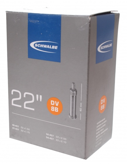 Schwalbe binnenband 22 inch (40/54 457) DV 40 mm