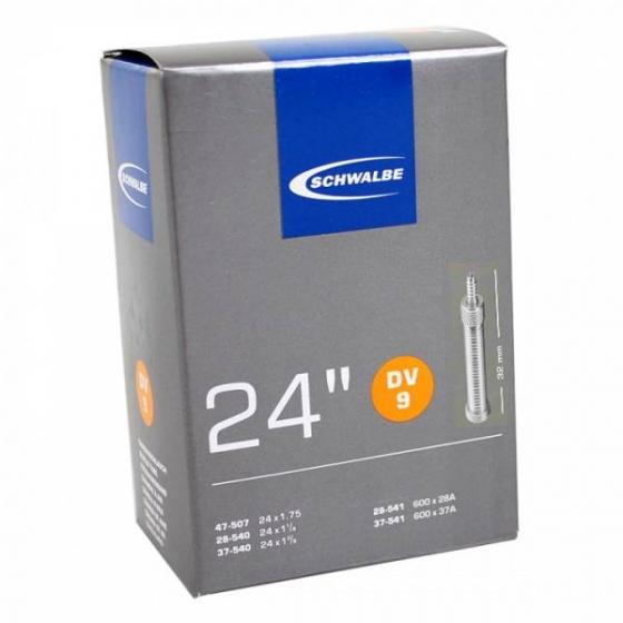 Schwalbe Binnenband 24 x 1.75/1 3/8 (28/47 507/541) DV 32 mm