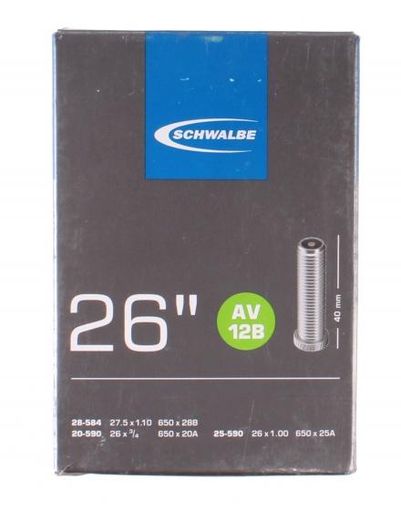 Schwalbe binnenband 26 x 1.00 (20/25 590) AV 40 mm