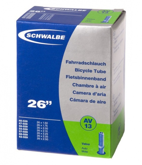 Schwalbe Binnenband 26 x 1.50 2.50 (40/62 559) AV 35 mm