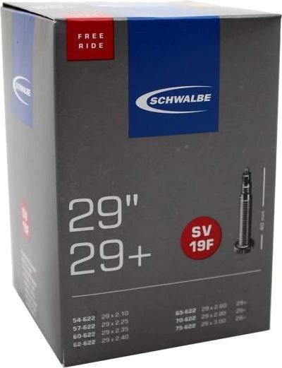 f7e6f770f22cd1 Schwalbe binnenband specificaties: type ventiel: frans ventiel lengte  ventiel: 40 mm kleur: