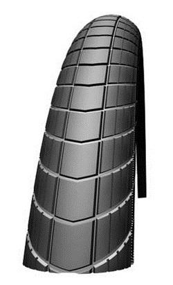 Schwalbe buitenband Big Apple 14 x 2.00 (50 254) zwart