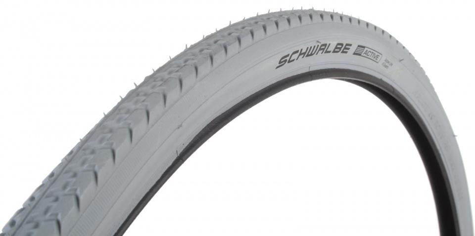 Schwalbe buitenband 24 x 1 3/8 (37 540) grijs