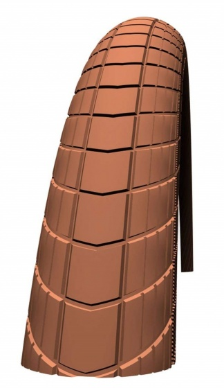 Schwalbe buitenband Big Apple 26 x 2 (50 559) bruin