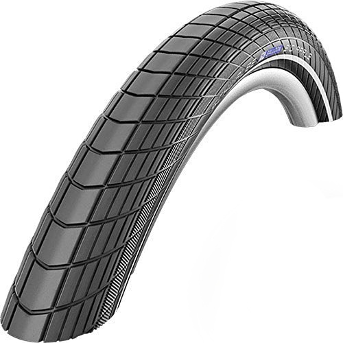 Schwalbe buitenband Big Apple 12 x 2.00 (50-203) RS zwart