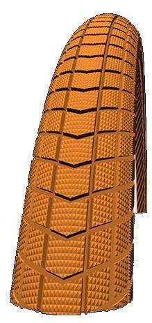 Schwalbe Buitenband Big Ben Kevlarguard 28x2.00 (50 622) bruin