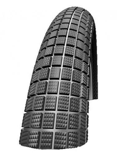 Schwalbe Buitenband Crazy Bob 24 x 2.35 (60 507) zwart