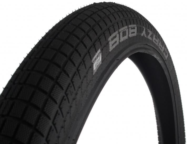 Schwalbe Buitenband Crazy Bob BMX 26 x 2.35 (60 559) zwart