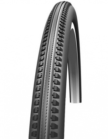 Schwalbe Buitenband HS110 22 x 1 3/8 (37 489) zwart