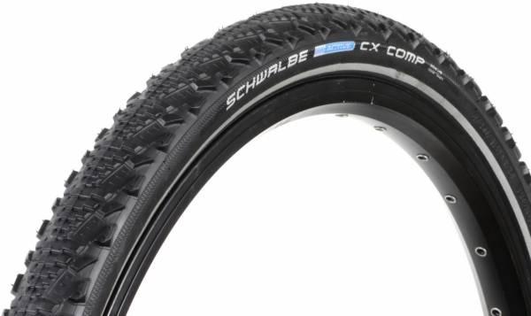 Schwalbe Buitenband CX Comp 28 x 1.50 (40 622) zwart