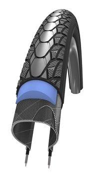 Schwalbe buitenband Marathon Plus E bike 26 x 1.75 (47 559) zwart