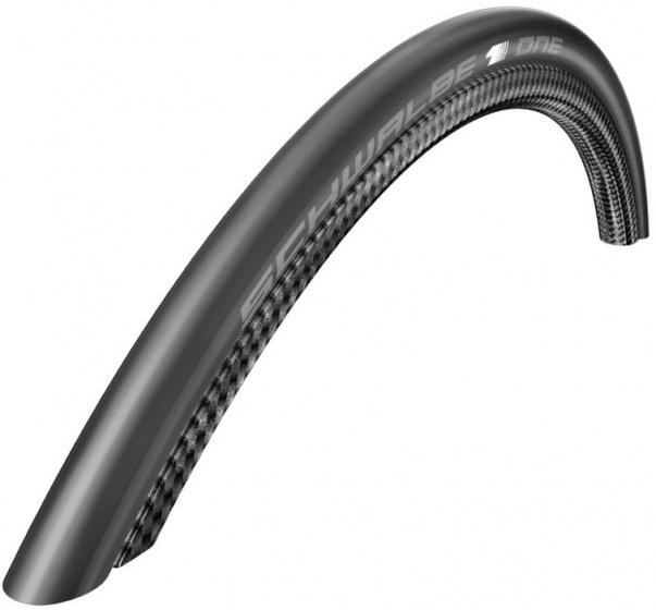 Schwalbe buitenband One vouwband 24 x 0.90 (23 540) zwart