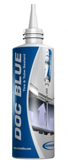 Schwalbe Doc Blue professional bandendichtingsmiddel 60 ml.