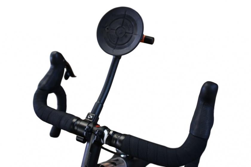 SeaSucker iPadhouder fietstrainer Flex Zwart