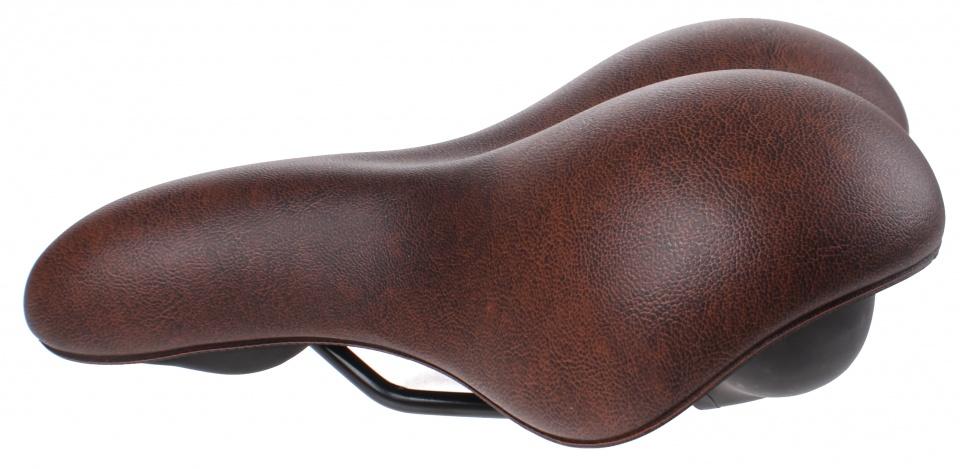 Selle Comfort zadel City CL14A unisex 26 cm bruin