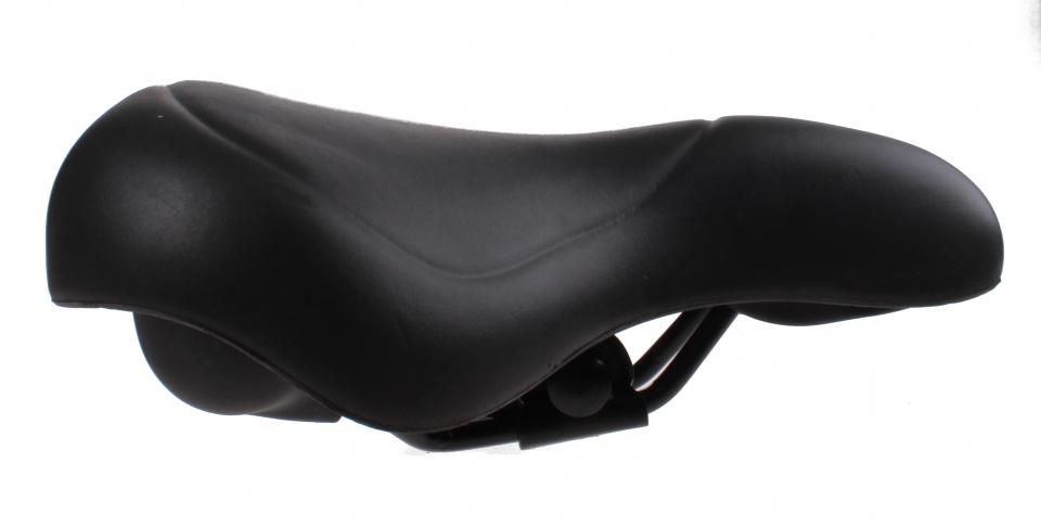 Selle Comfort zadel Rental 26 cm unisex zwart