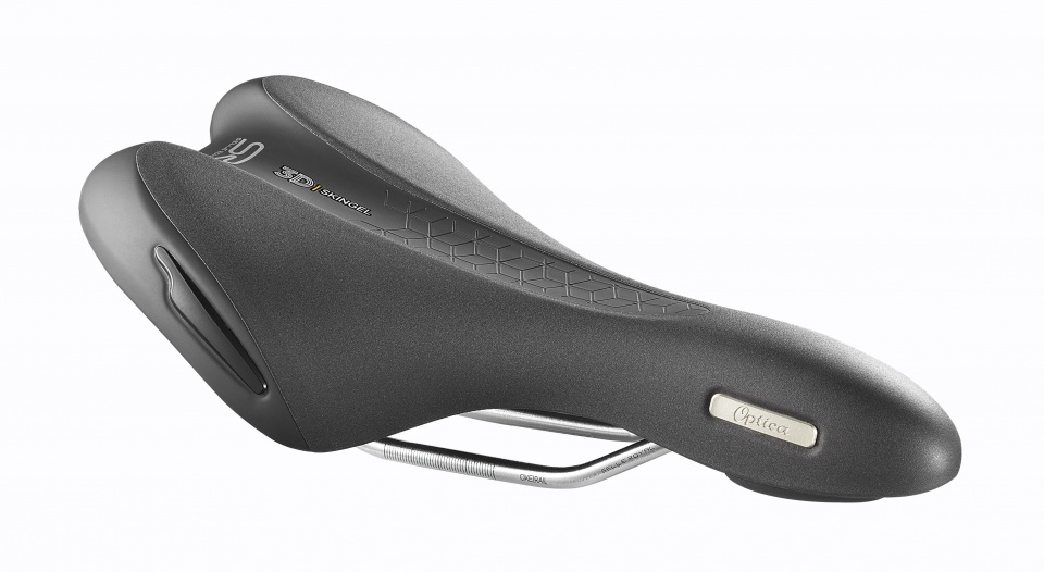 Selle Royal zadel Optica Athletic 280 x 157 mm unisex zwart