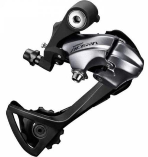 Korting Shimano Achterderailleur Acera 9 speeds 45 Tands Aluminium Zwart