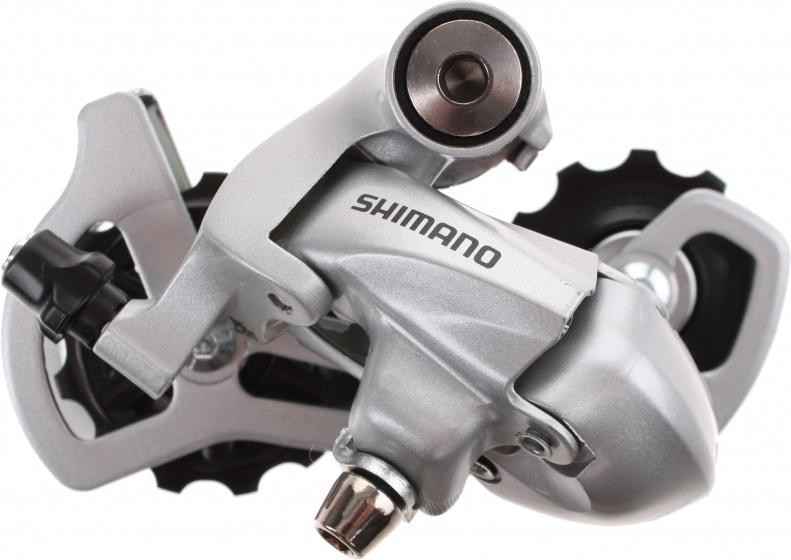Shimano achterderailleur Claris R2000 8S korte kooi zilver