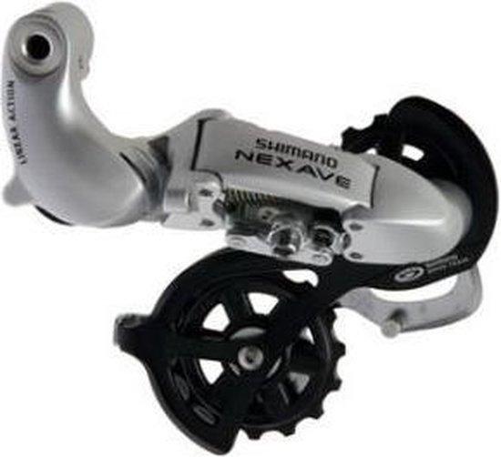 Korting Shimano Achterderailleur Nexave Rd 900 Aluminium Zilver zwart